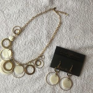 Earring and Necklaces set.